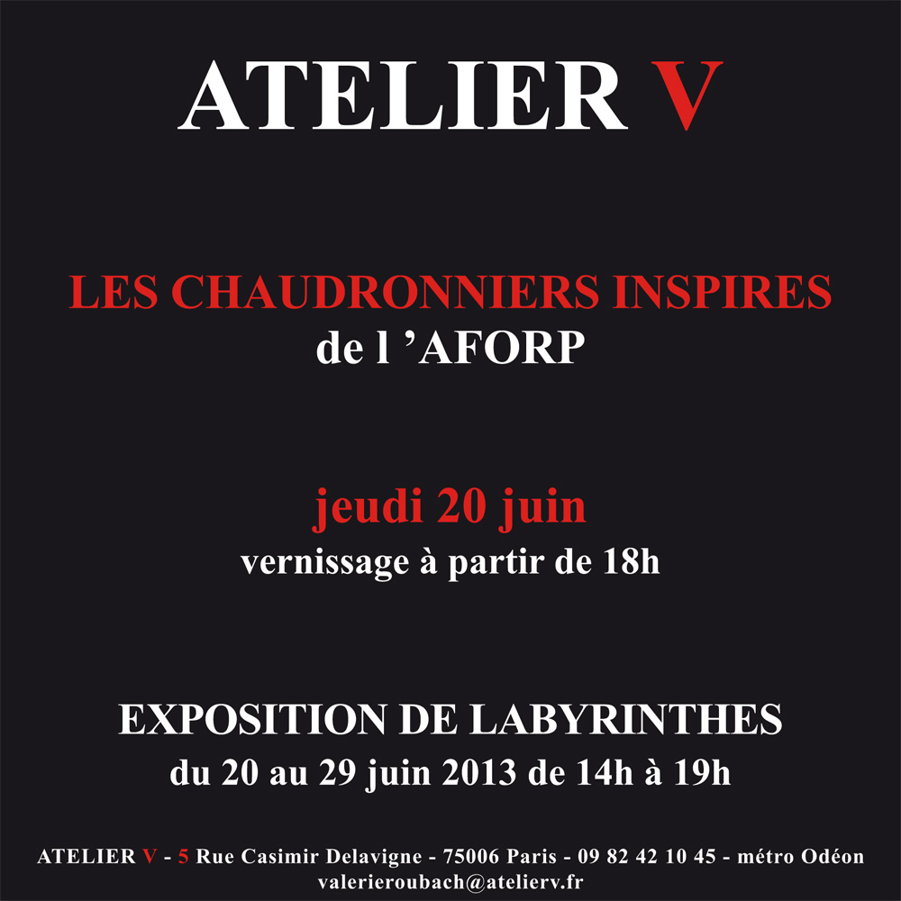 ATELIERV-LABYRINTHES-EXPOSITION-PARIS
