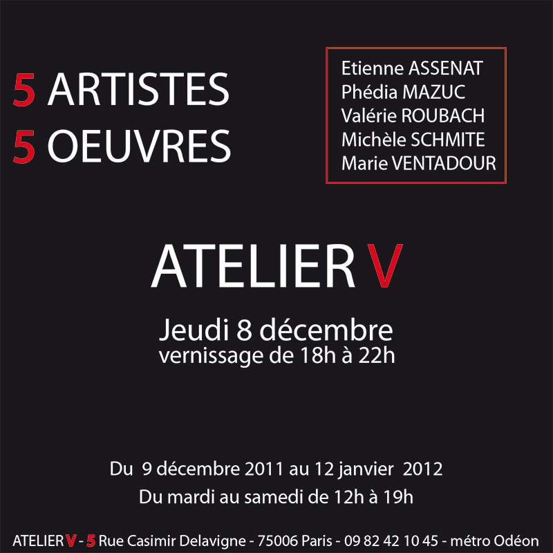 AtelierV-VeryV-exposition-Paris